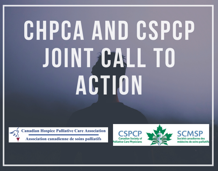 CHPCA and CSPCP - Joint Call to Action