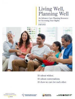 La planifications préalable des soins